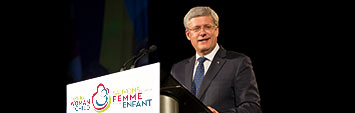 Watch PM Harper Live at the United Nations General Assembly