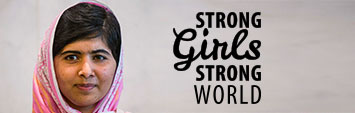 Strong Girls. Strong World