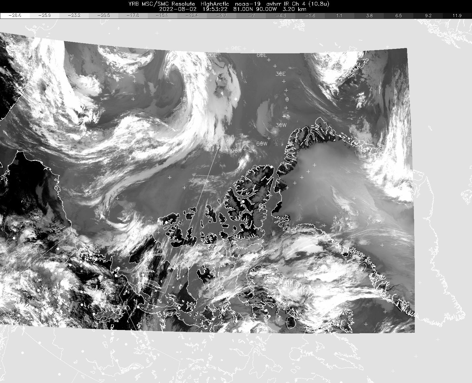 Satellite Images and Animation - Environment Canada