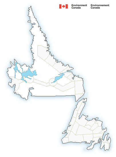 Public Weather Alerts for Newfoundland and Labrador