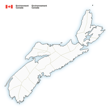 Current Warnings for Nova Scotia
