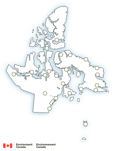Map of Alberta Province, Canada