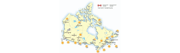 Weather Information - Environment Canada