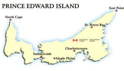 Weather Radar Prince Edward Island